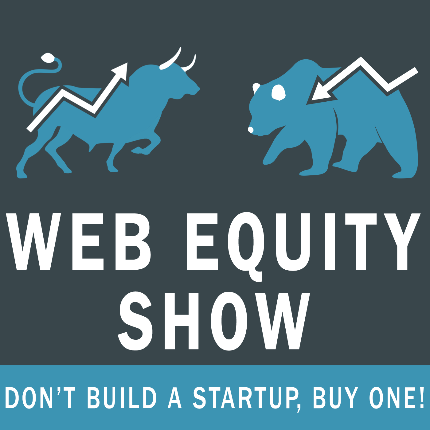 Web Equity Show With Justin Cooke And Ace Chapman podcast