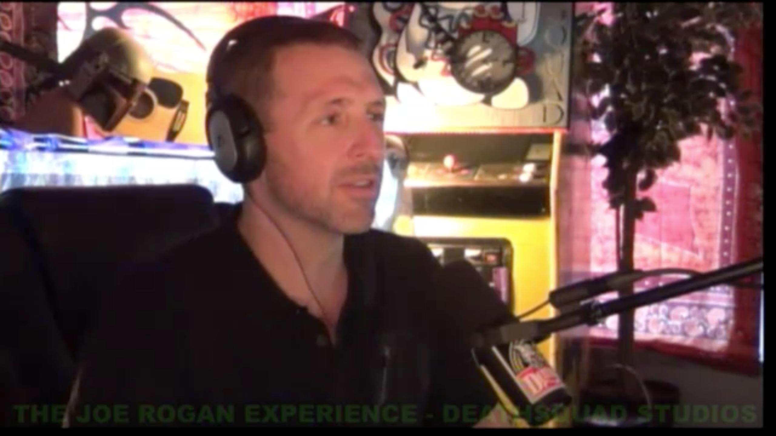 The Joe Rogan Experience JRE #275 - Dave Asprey, Brian Redban