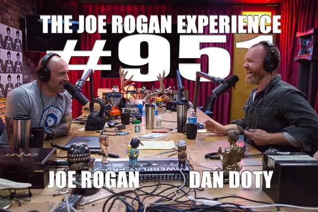 The Joe Rogan Experience #951 - Dan Doty
