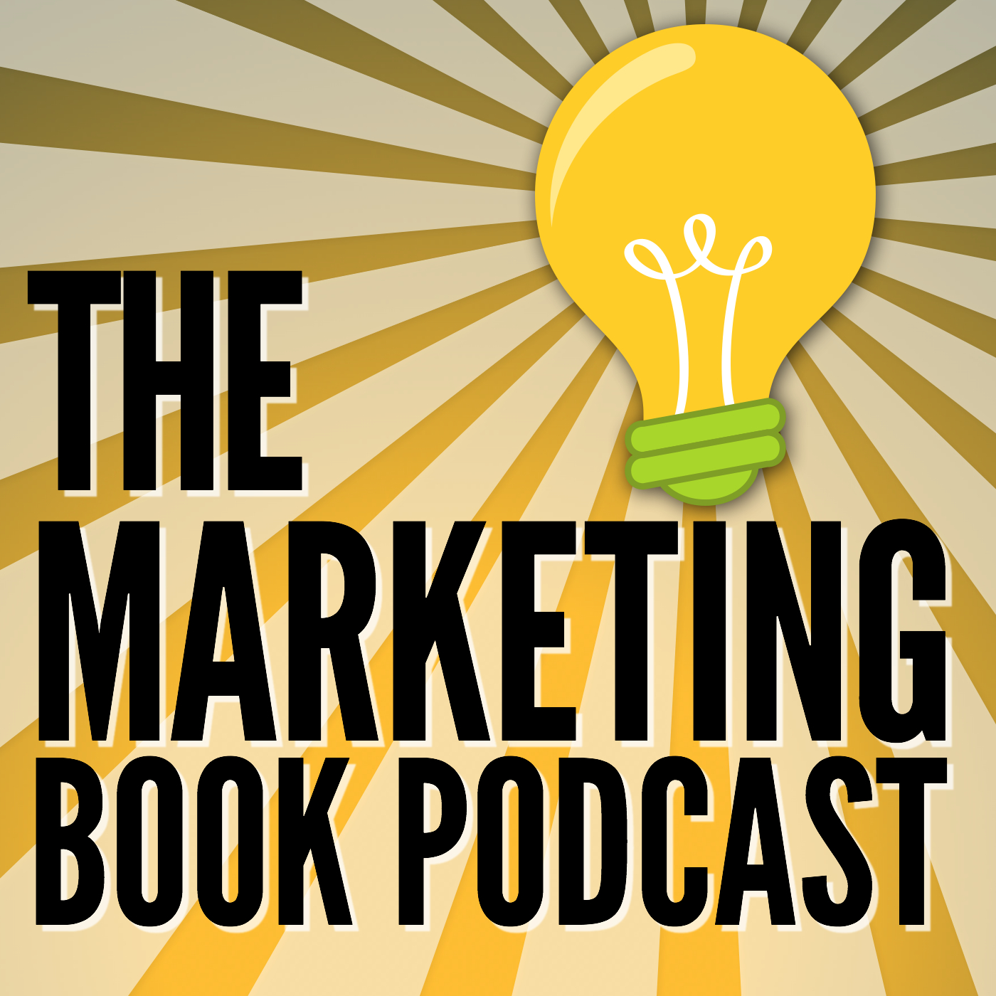 podcast The Marketing Book Podcast