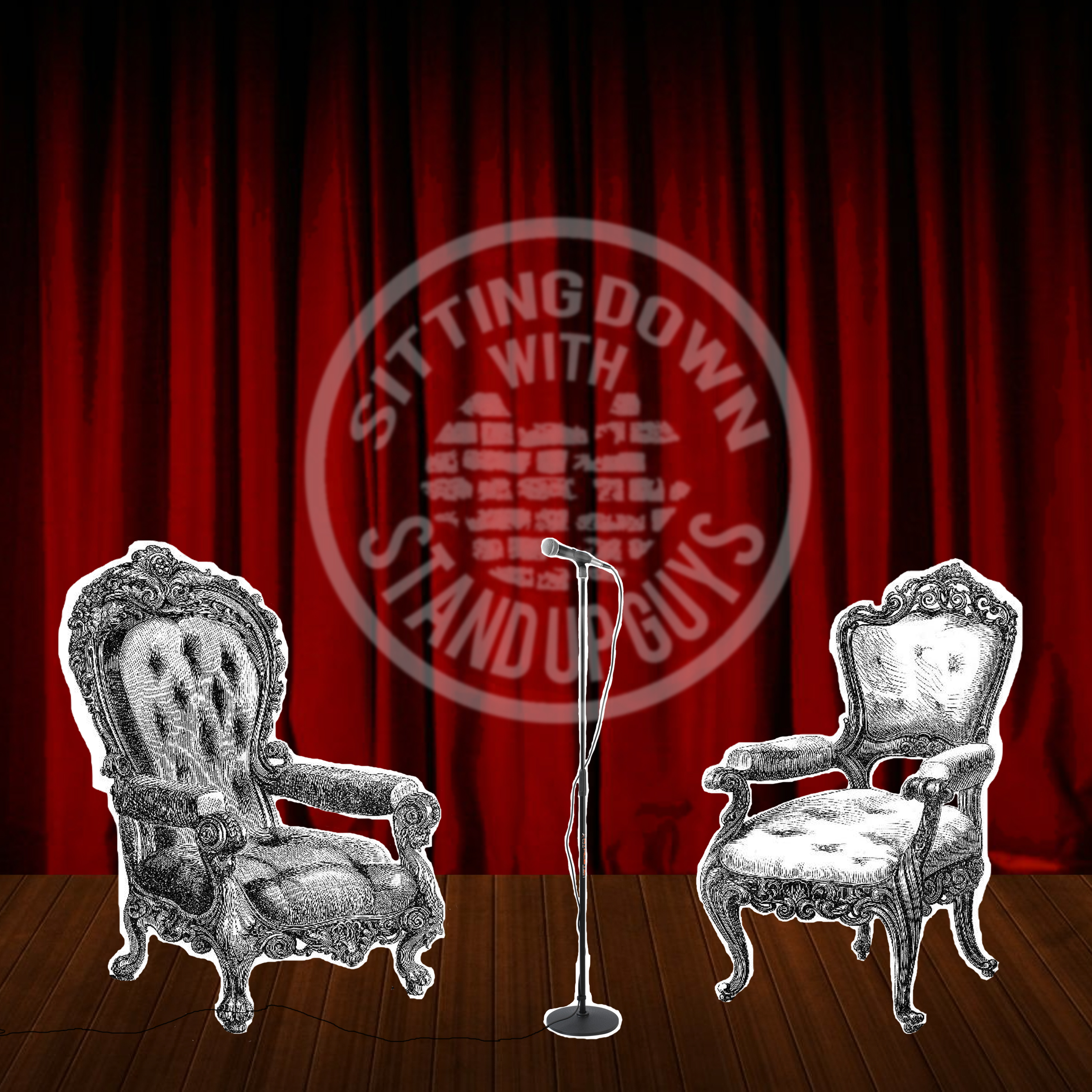 Sitting Down with Stand-Up Guys