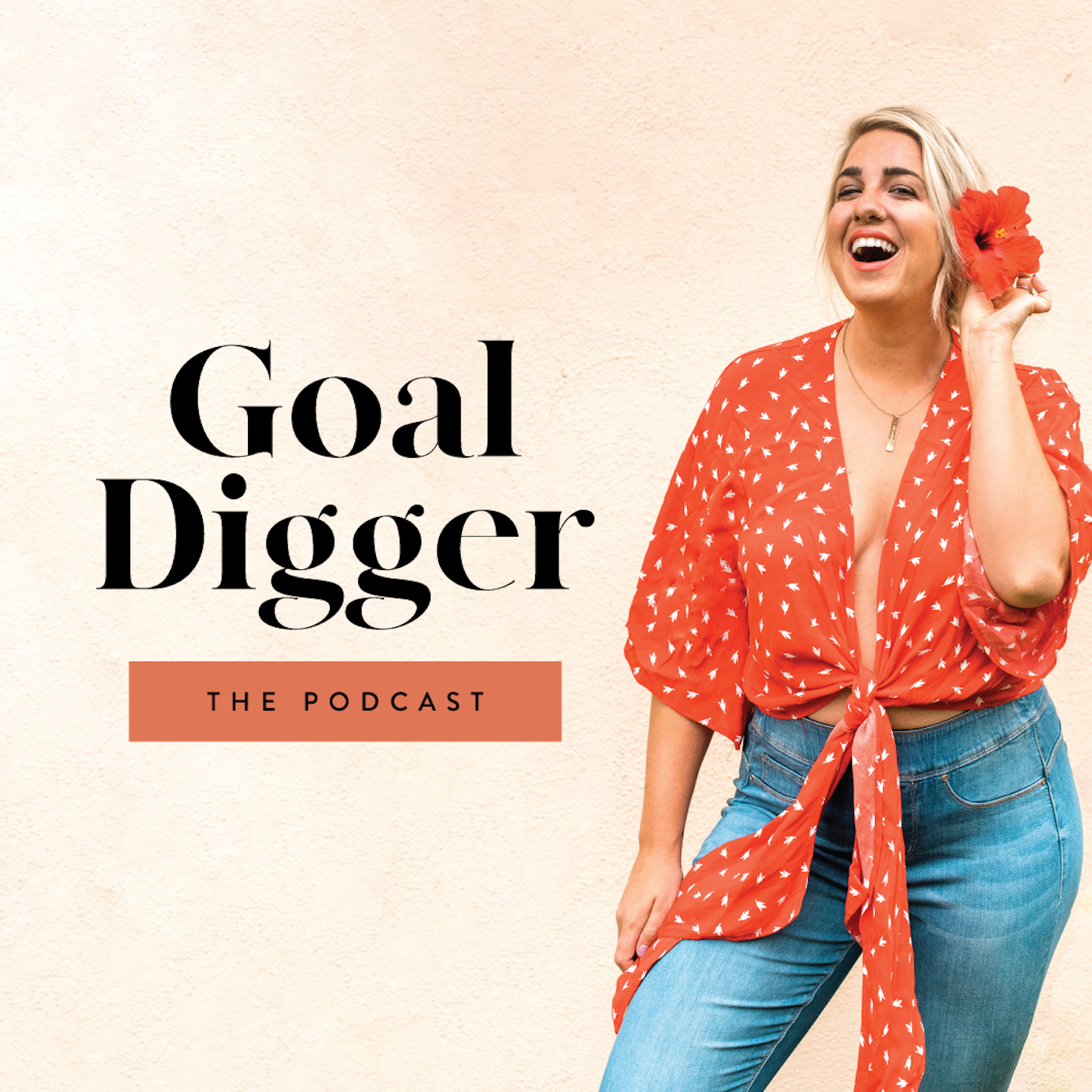 The Goal Digger Podcast | Listen via Stitcher for Podcasts