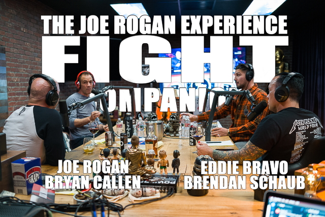 The Joe Rogan Experience Fight Companion - January 26, 2019
