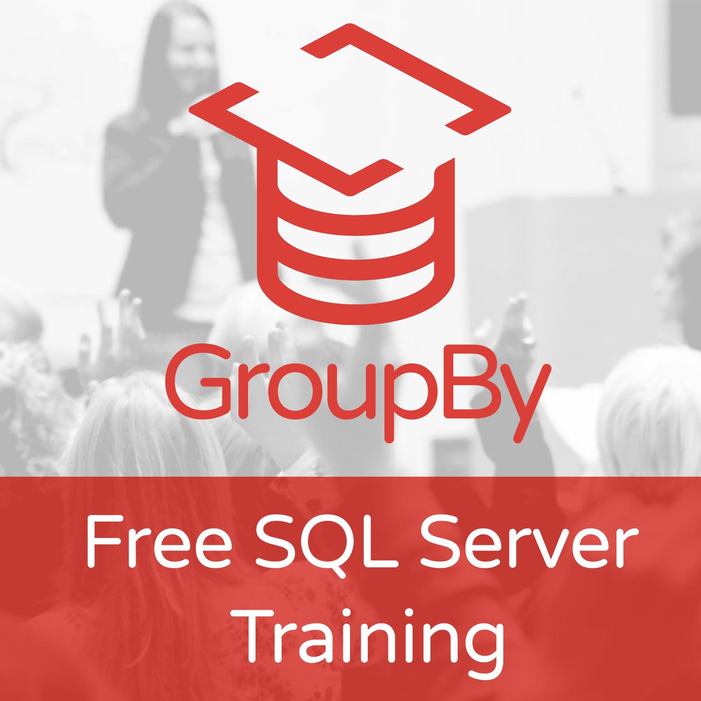 GroupBy – Free SQL Server Training | Podbay