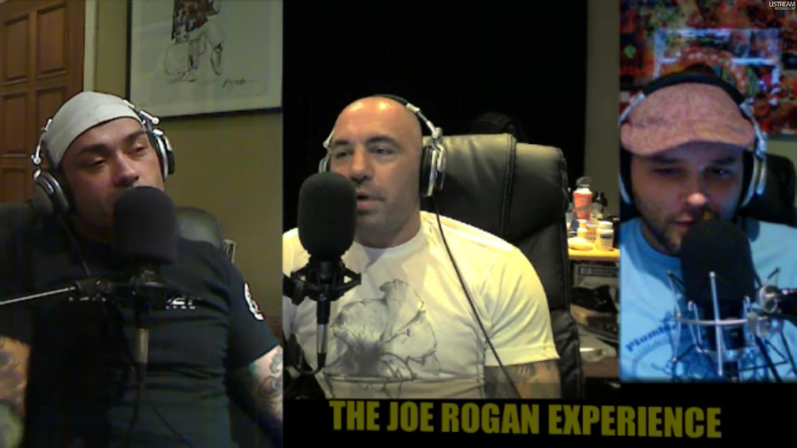 The Joe Rogan Experience #236 - Eddie Bravo, Brian Redban