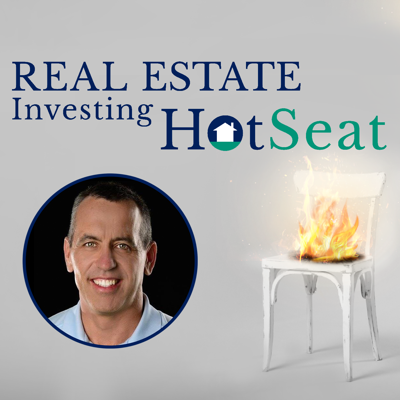 Real Estate Investing Hot Seat   If you want bigger pockets listen