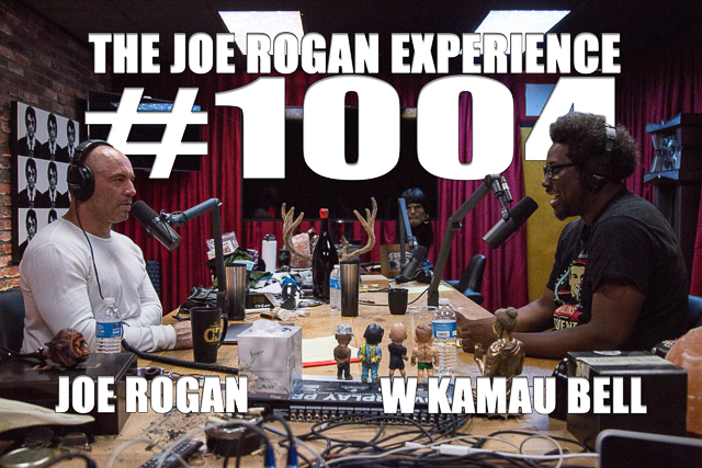 The Joe Rogan Experience #1004 - W Kamau Bell