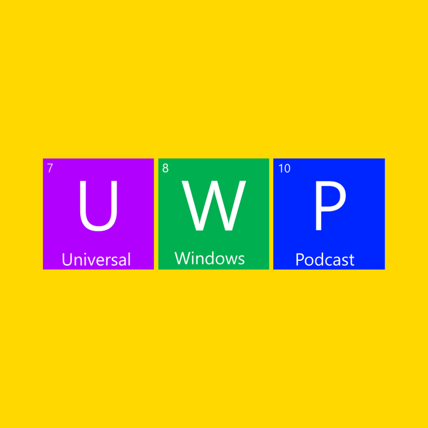 Universal Windows Podcast