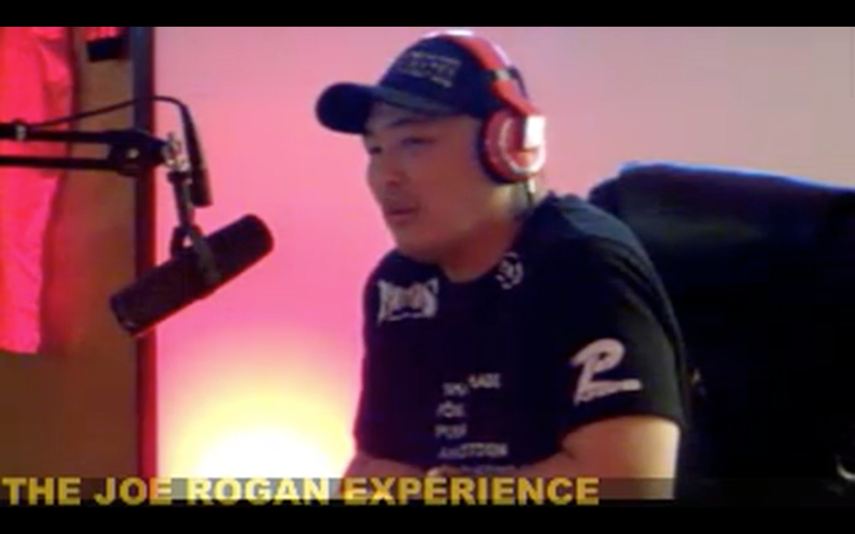 The Joe Rogan Experience #316 - Enson Inoue, Chuck Liddell