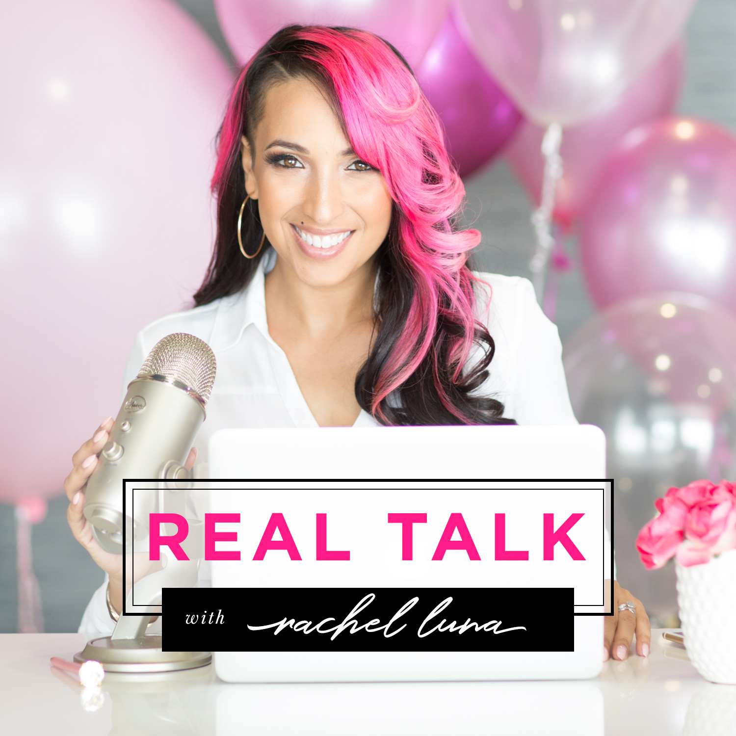 REAL TALK with Rachel Luna | Business CONFIDENCE + STRATEGY | Personal Development | Money |  Time Management