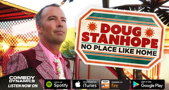 Doug Stanhope's CD,
