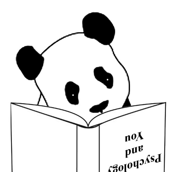 Reverse Psychology Panda