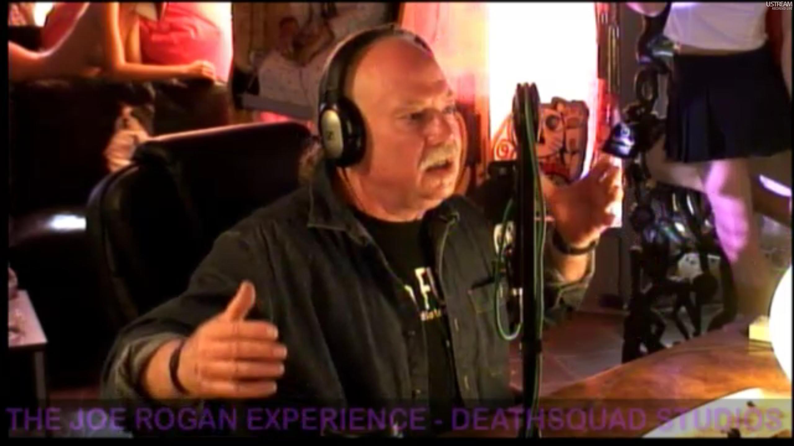 The Joe Rogan Experience #217 - Michael Ruppert, Brian Redban