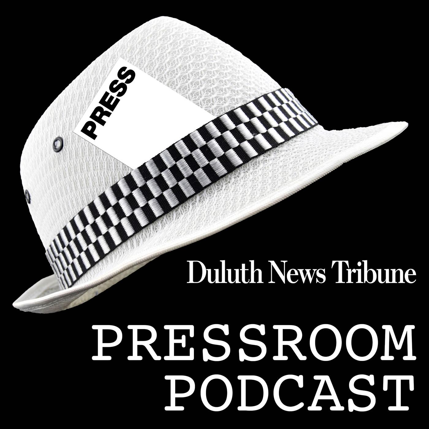 Pressroom Podcast