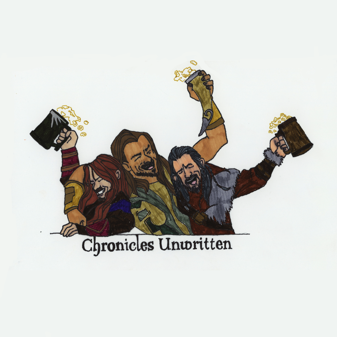 Chronicles Unwritten