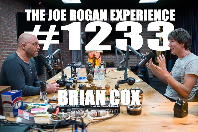 The Joe Rogan Experience #1233 - Brian Cox