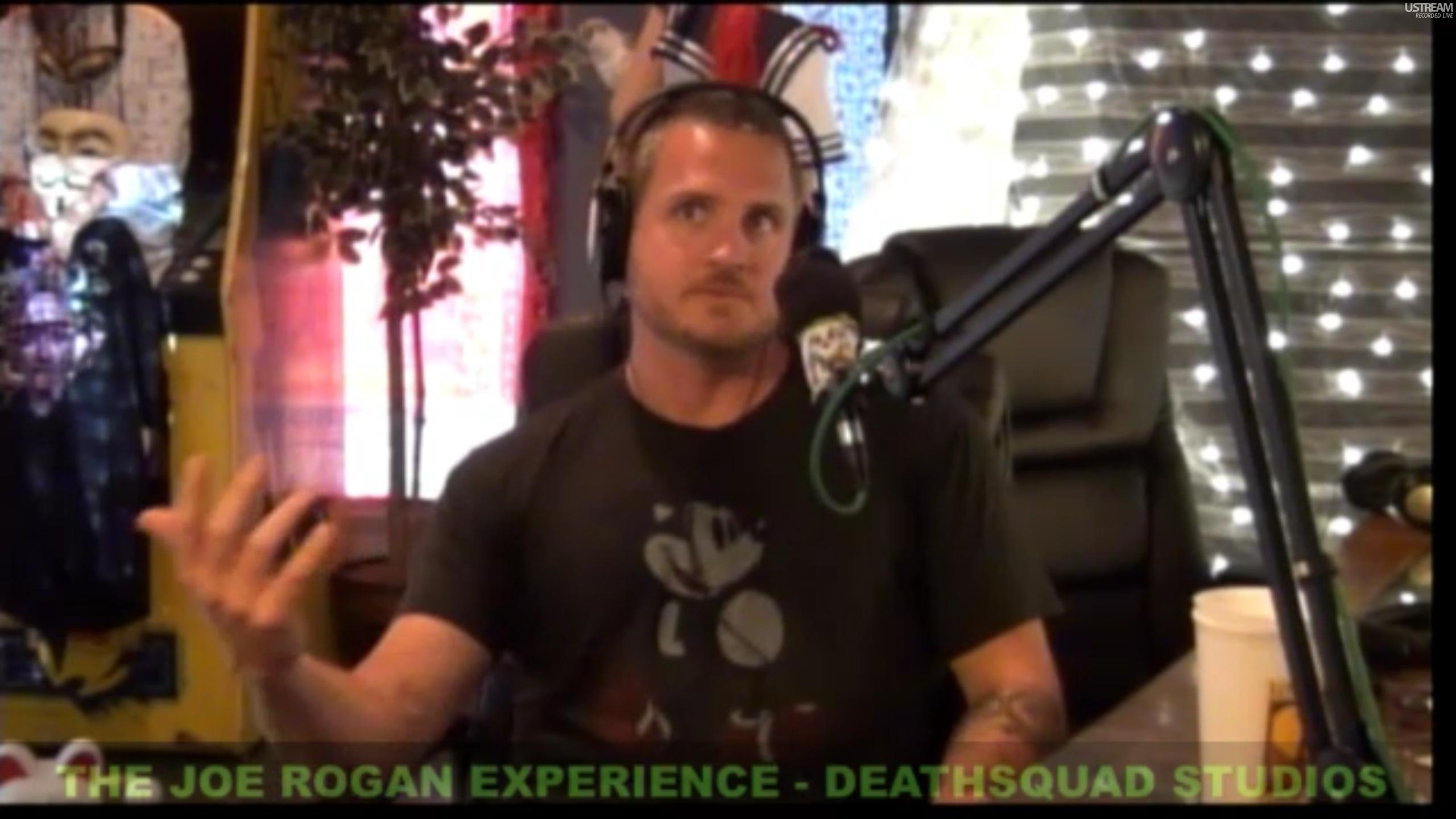 The Joe Rogan Experience #230 - Sam Sheridan, Brian Redban