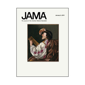 JAMA: 2011-01-05, Vol. 305, No. 1, This Week's Audio Commentary