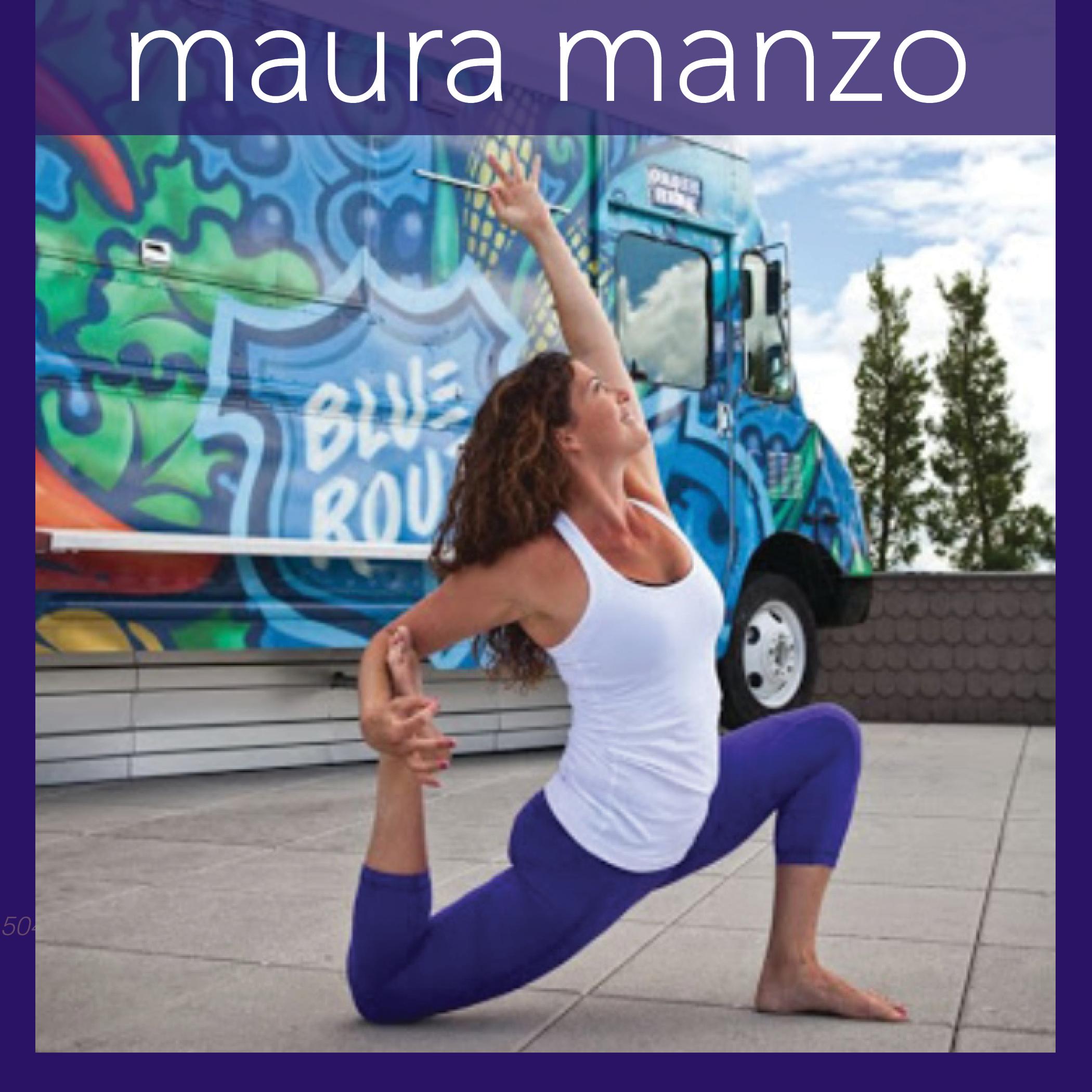 Maura Manzo Yoga Podcast