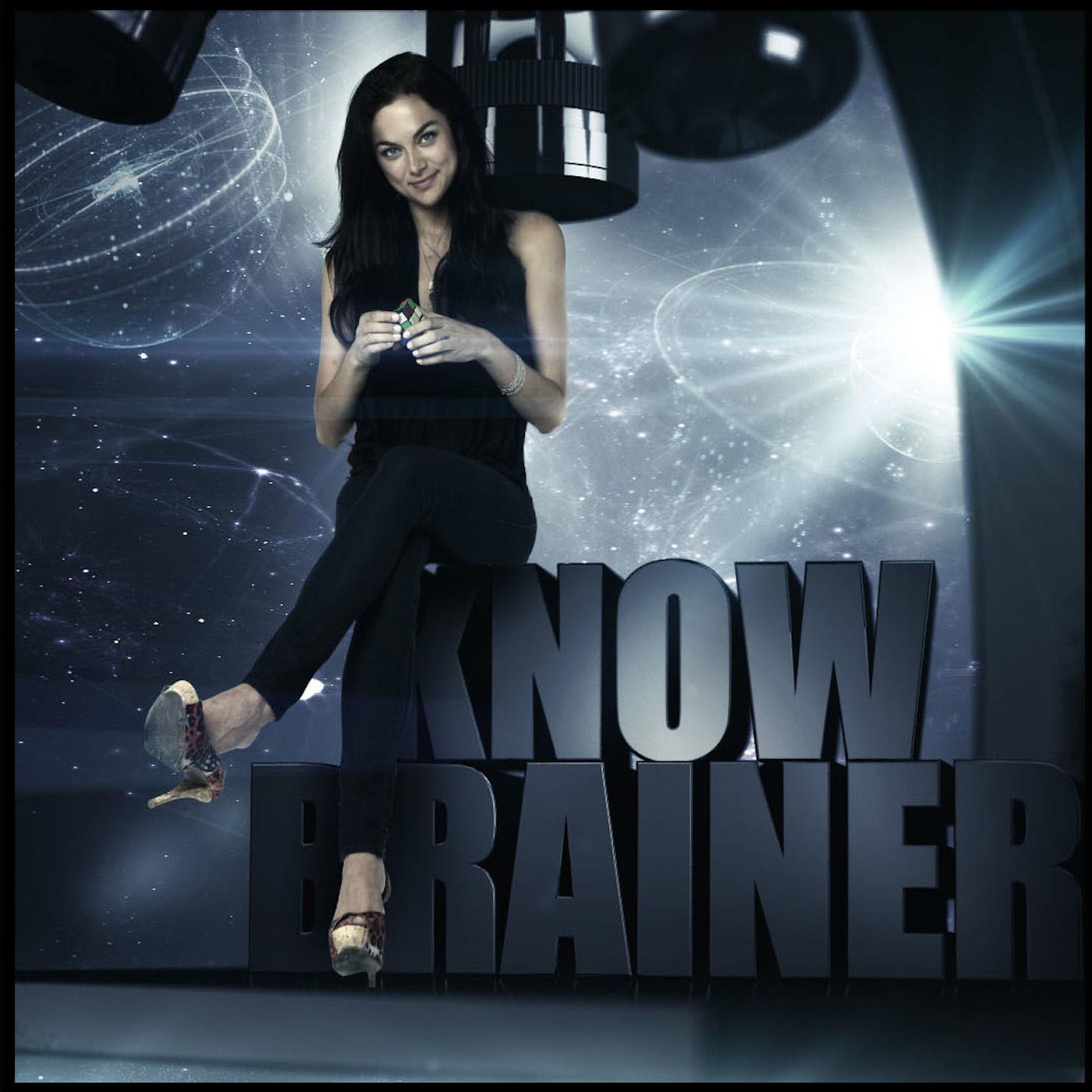 KNOW BRAINER PODCAST - Catalyze Curiosity! Hosted by Christina Ochoa