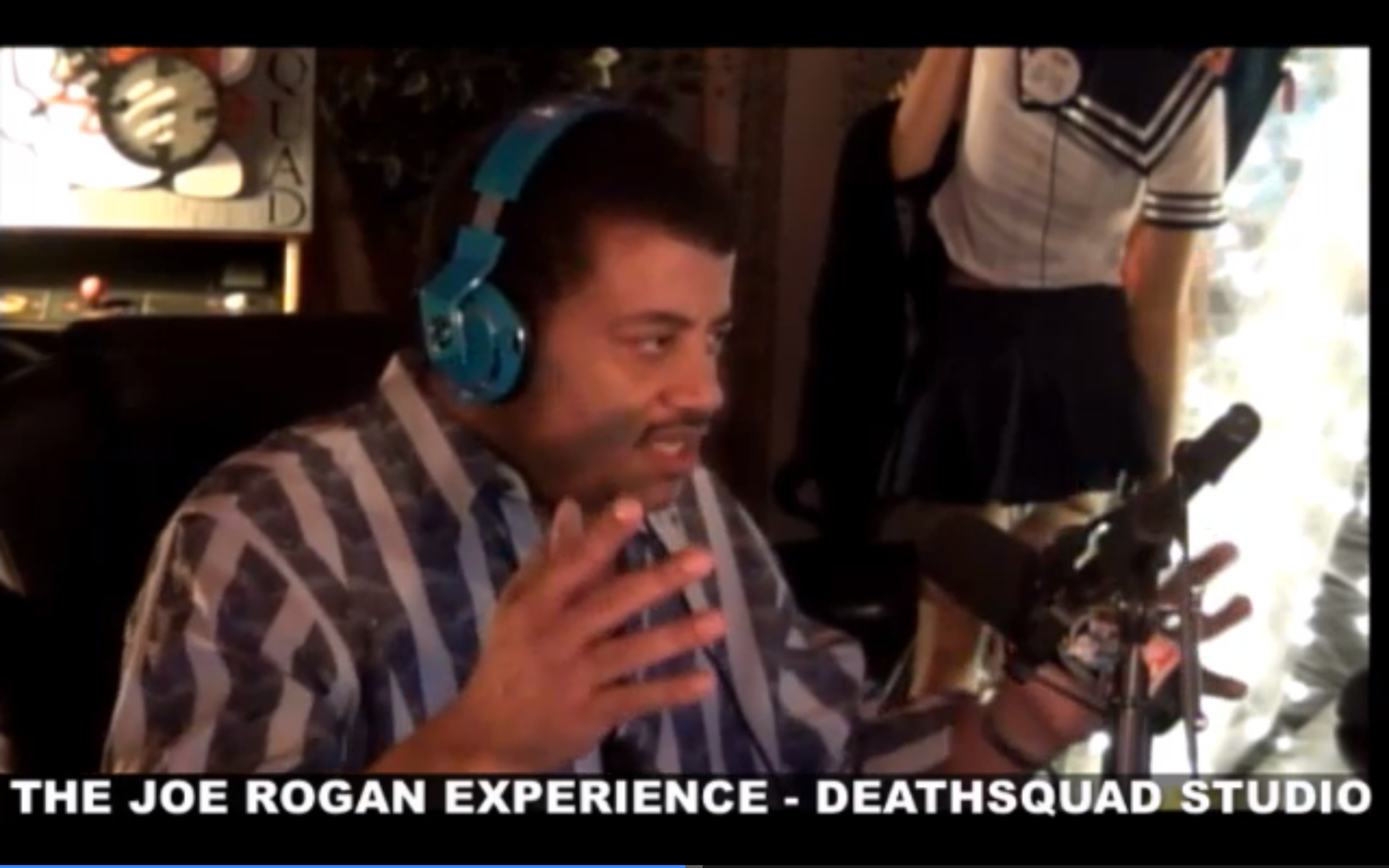 The Joe Rogan Experience #310 - Neil Degrasse Tyson, Brian Redban