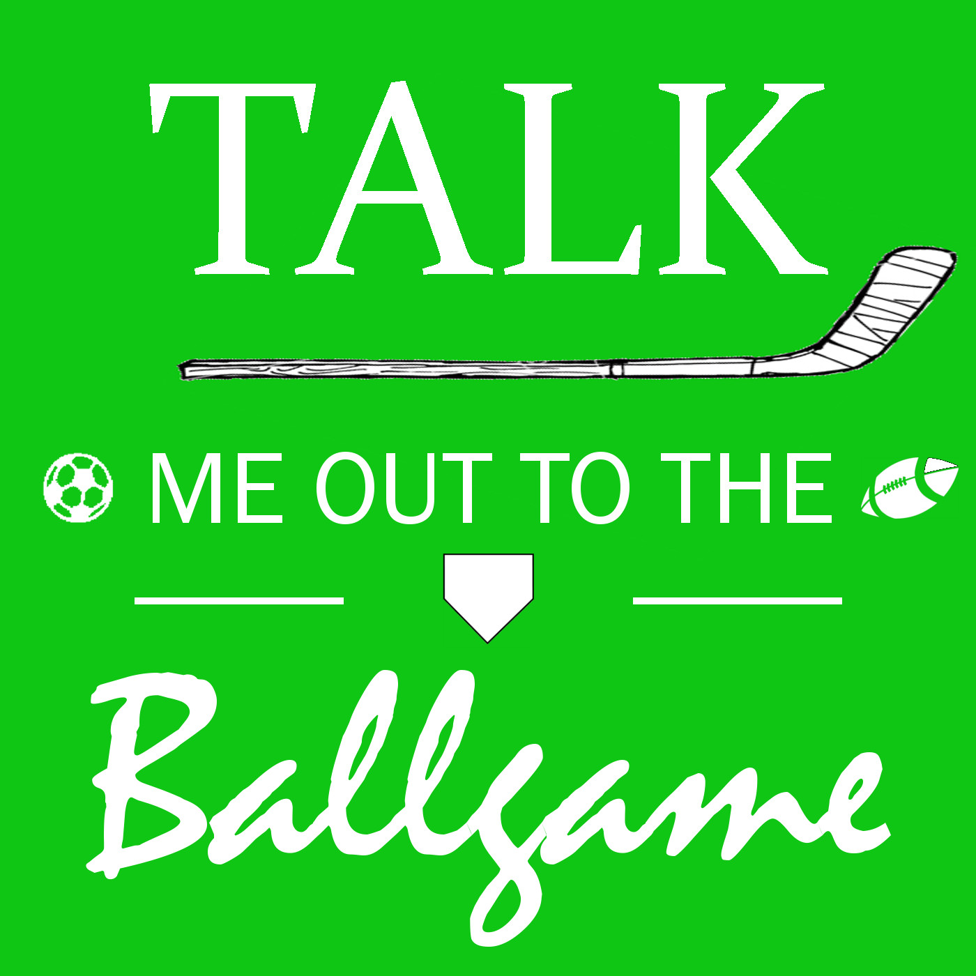 Talk Me Out to the Ballgame: A Sports Podcast