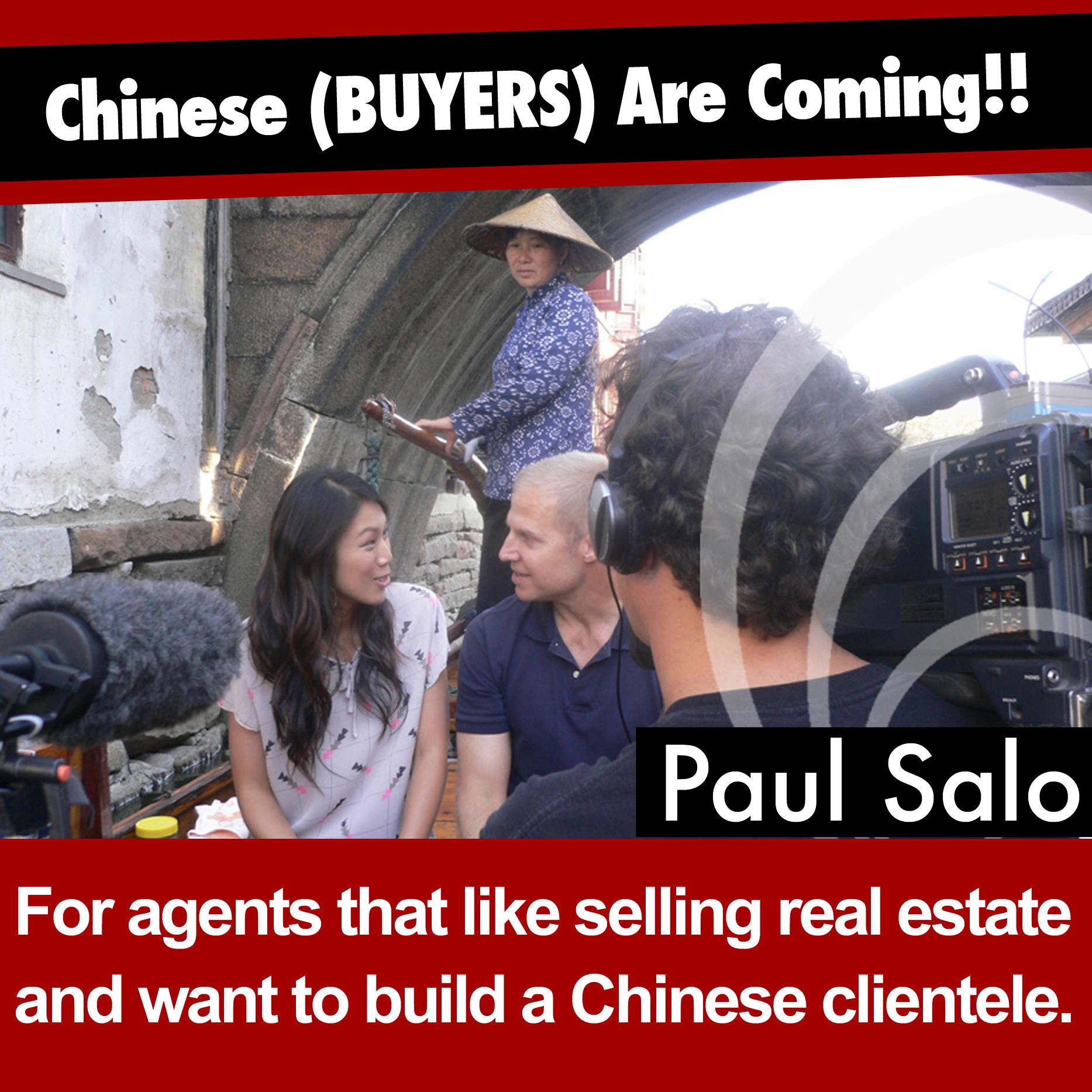 China Cash Buyers Podcast