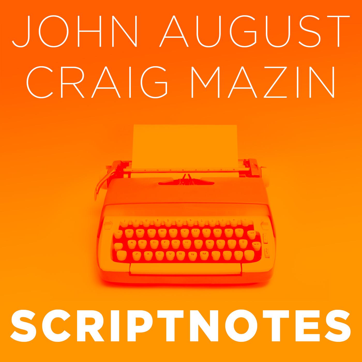 The John August school of screenwriting