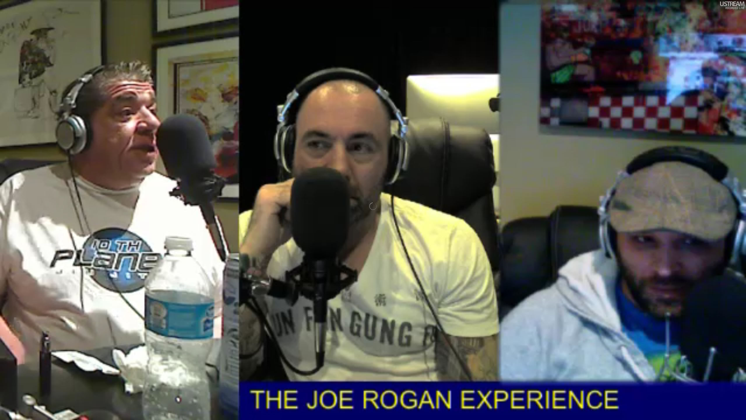 The Joe Rogan Experience #210 - Joey Diaz, Brian Redban