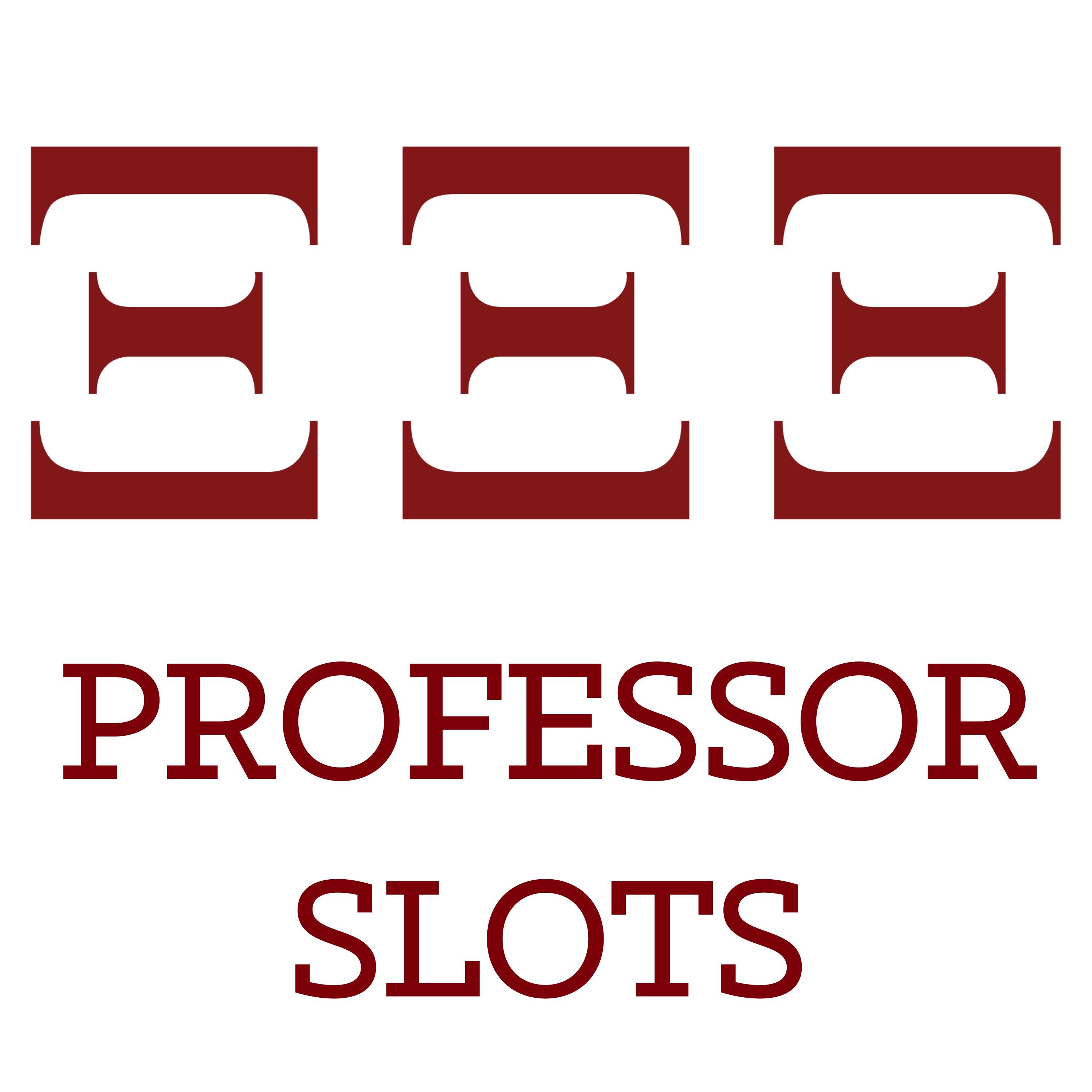 Professor Slots: Slot Machine Casino Gambling