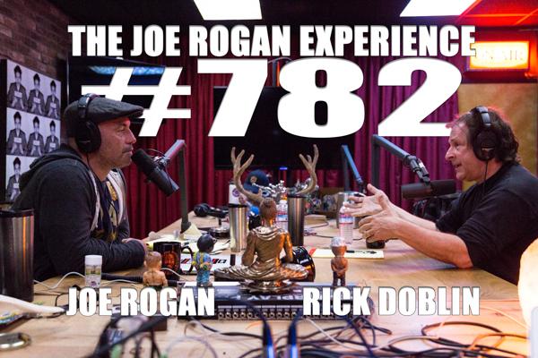 The Joe Rogan Experience #782 - Rick Doblin