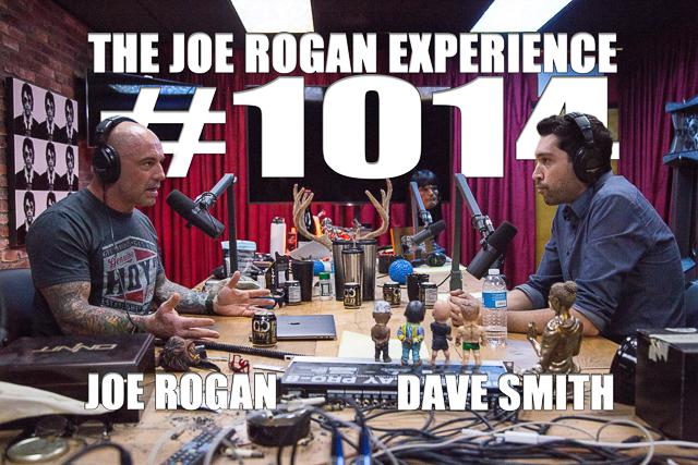 The Joe Rogan Experience #1014 - Dave Smith