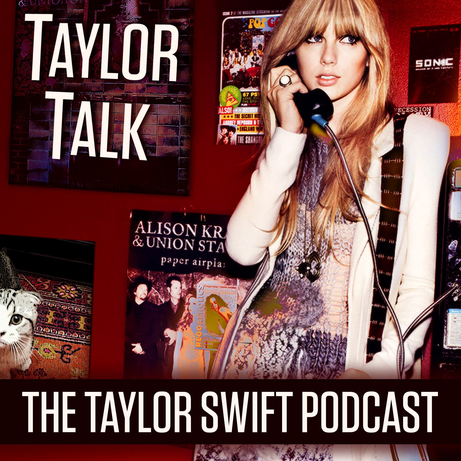 Best Episodes of Taylor Talk: The Taylor Swift Podcast   reputation