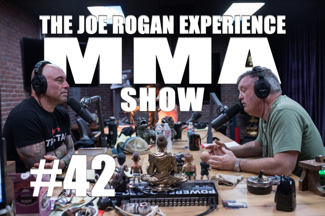 The Joe Rogan Experience JRE MMA Show #42 with Teddy Atlas