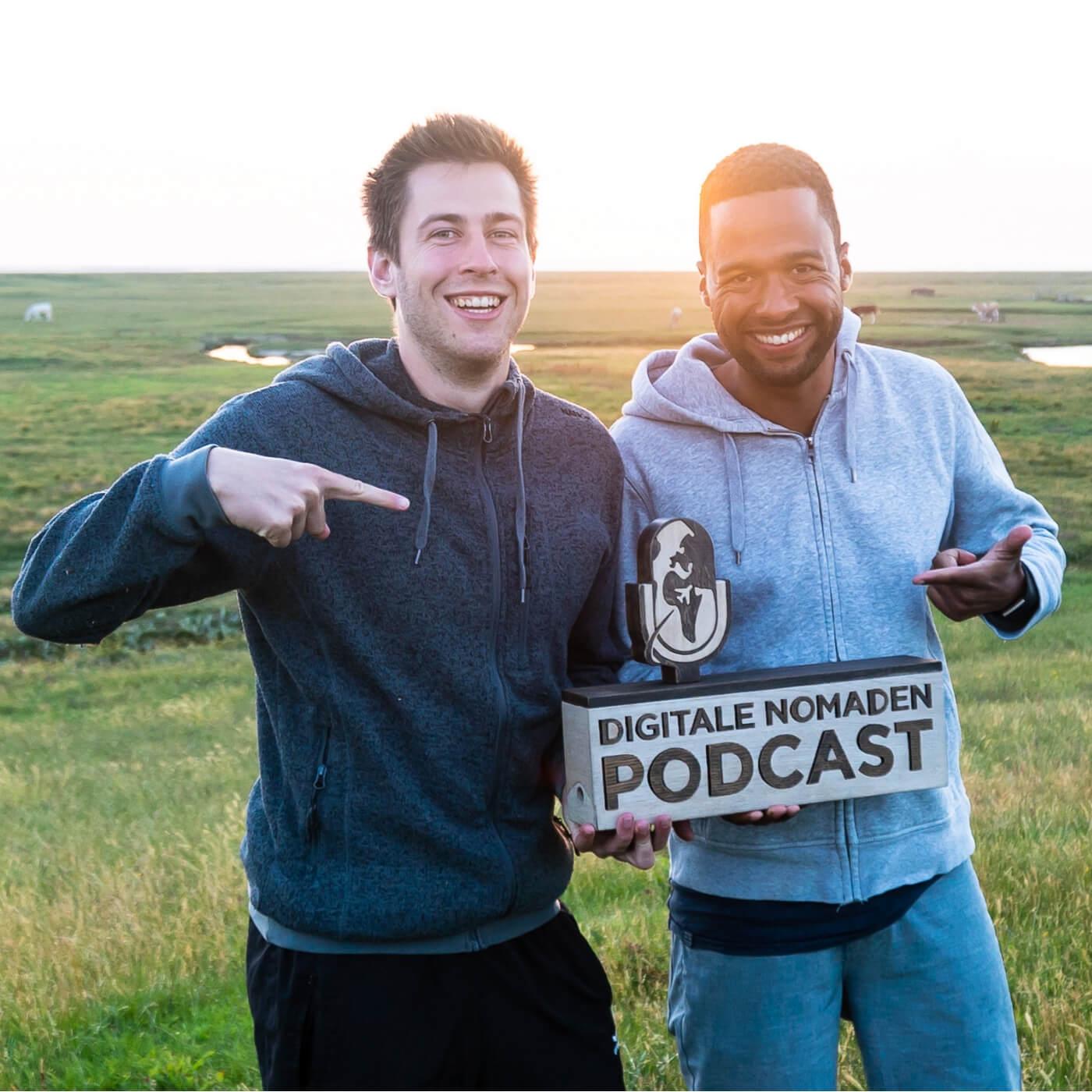 Digitale Nomaden Podcast - Raus aus dem Hamsterrad. Rein in die Freiheit.