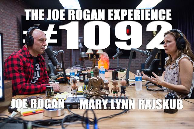 The Joe Rogan Experience #1092 - Mary Lynn Rajskub