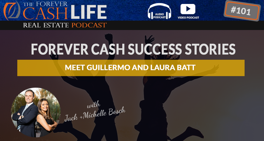 The Forever Cash Life Real Estate Investing Podcast: Create