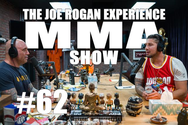 JRE MMA Show #62 with Brendan Schaub