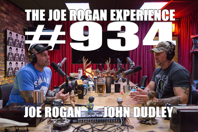 The Joe Rogan Experience #934 - John Dudley