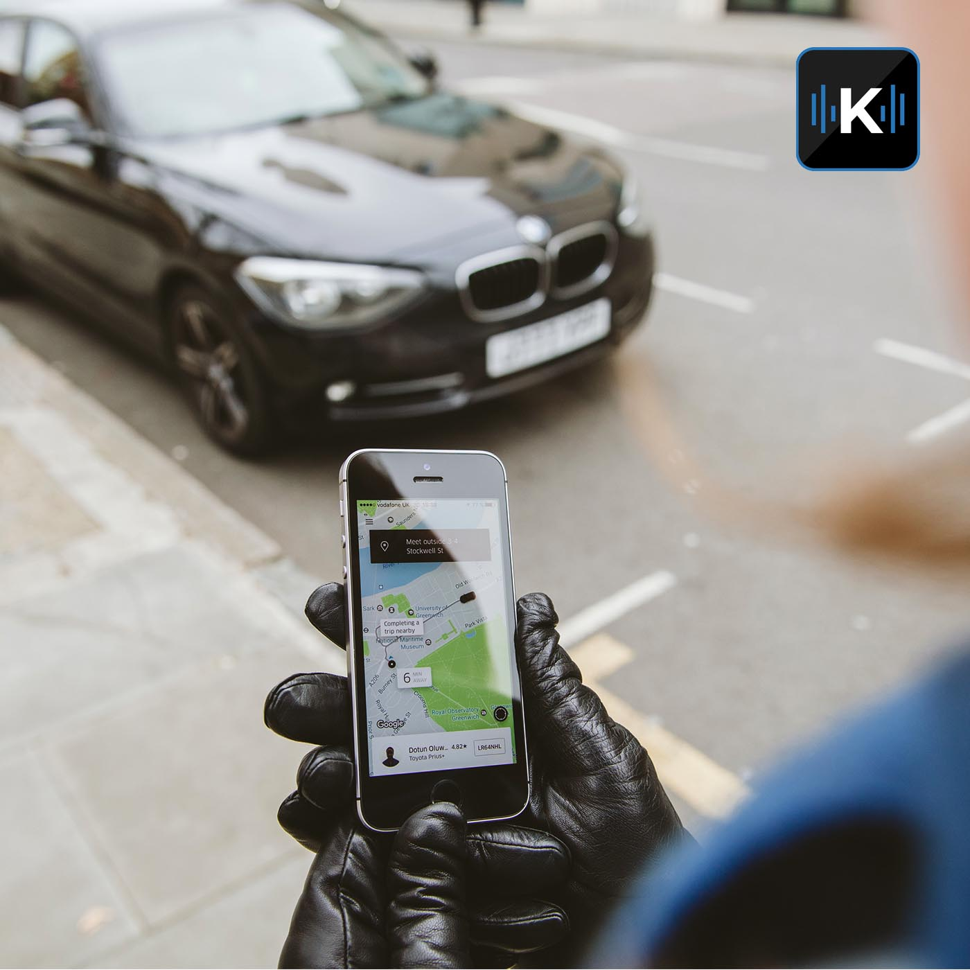 Spotting a fake Uber or Lyft driver -- Facebook tax scam ads