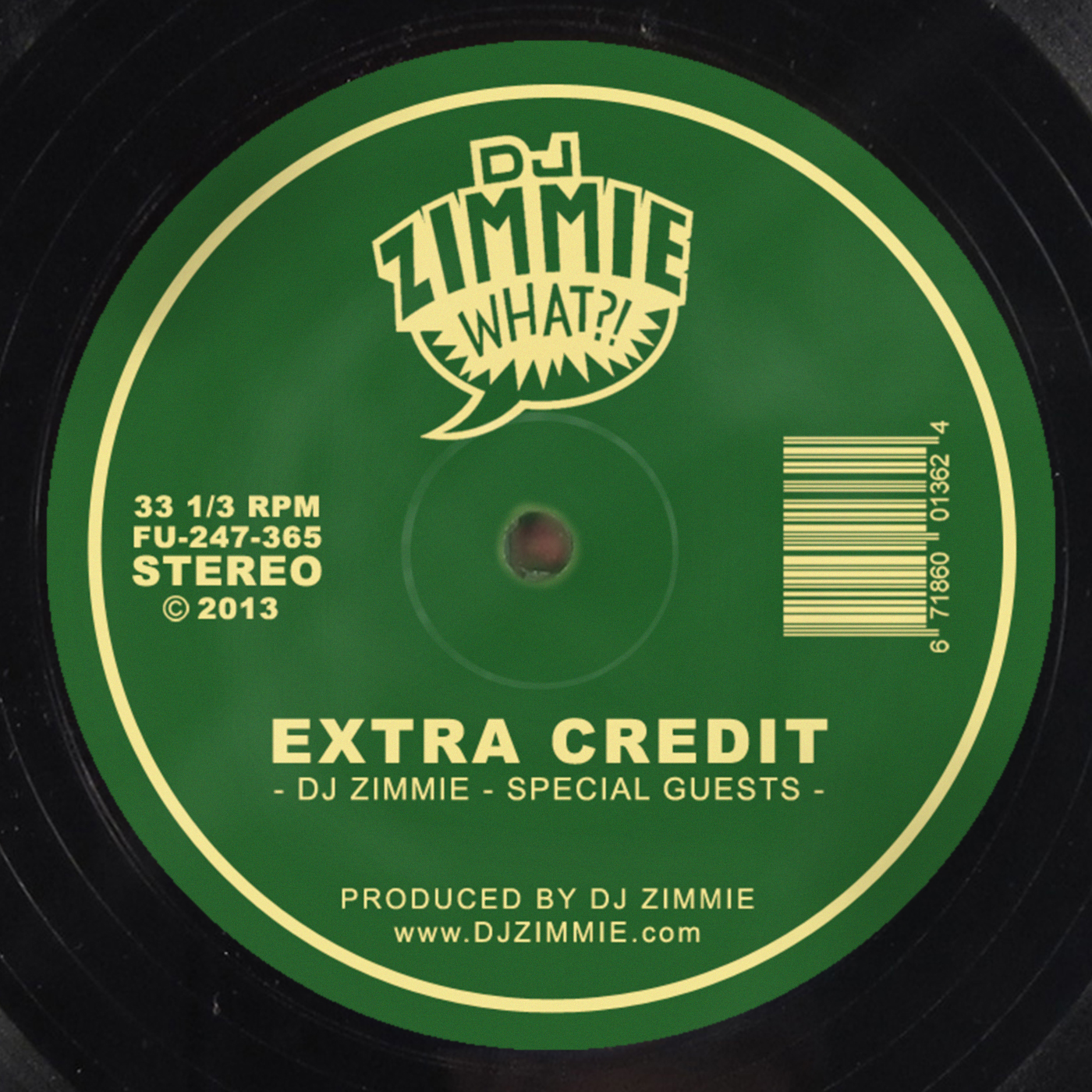 Extra Credit with DJ Zimmie