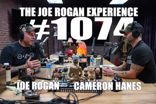 The Joe Rogan Experience #1074 - Cameron Hanes