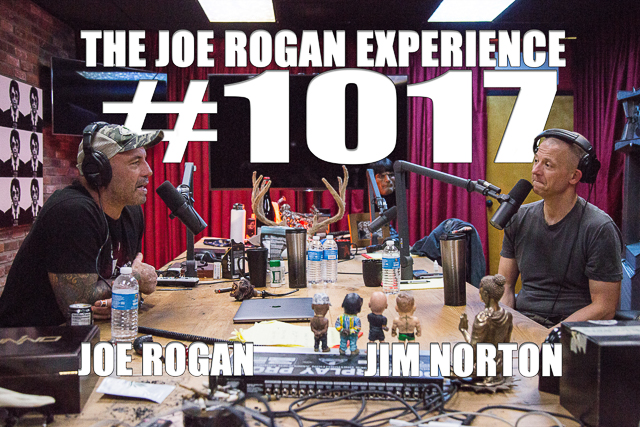 The Joe Rogan Experience #1017 - Jim Norton