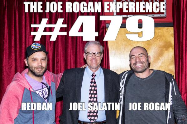 The Joe Rogan Experience #479 - Joel Salatin