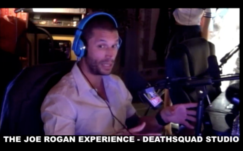 The Joe Rogan Experience #318 - Aubrey Marcus, Eddie Brill