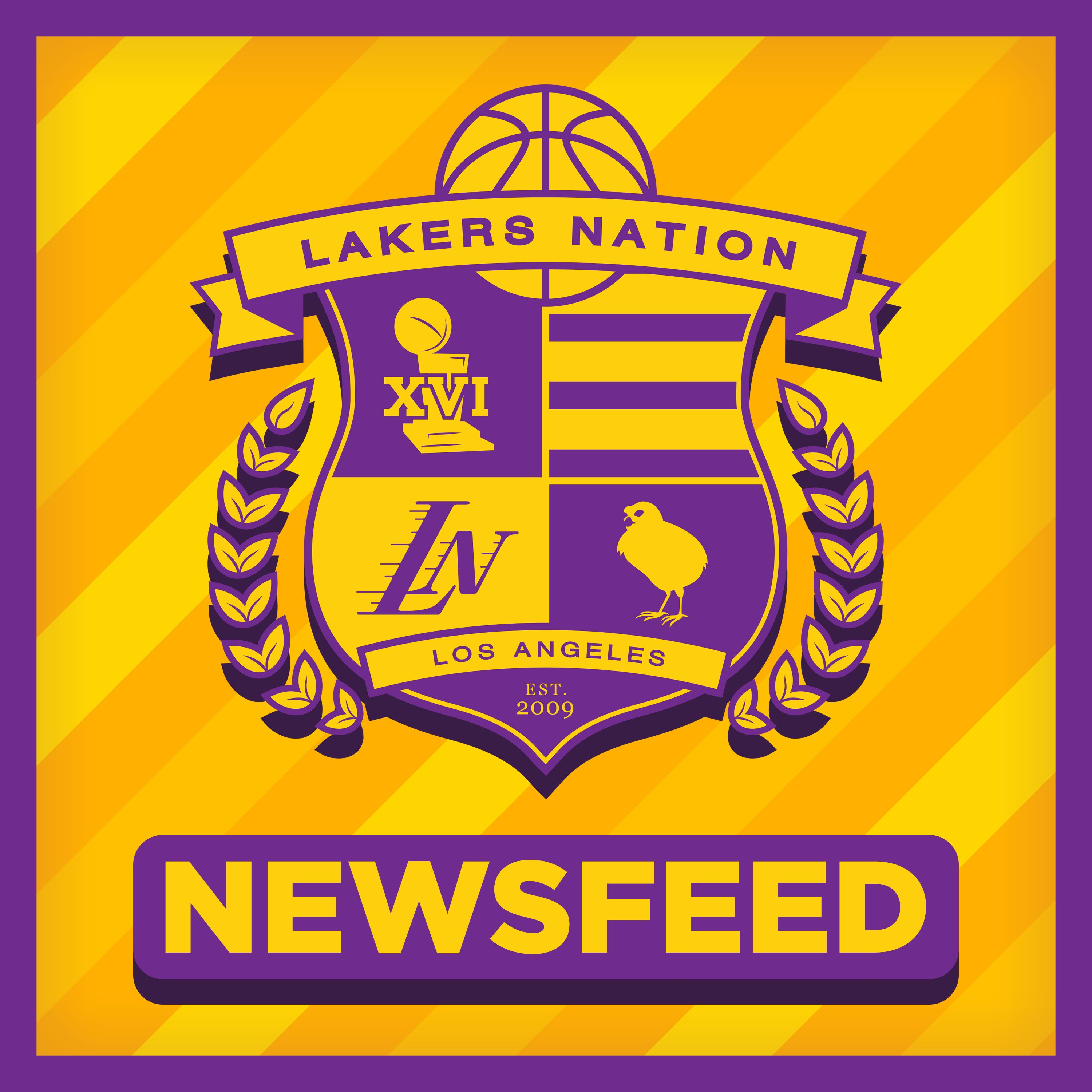 Lakers Nation News Feed: Breaking News Reports In Real ...Lakers News
