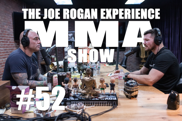 The Joe Rogan Experience JRE MMA Show #52 with Michael Bisping