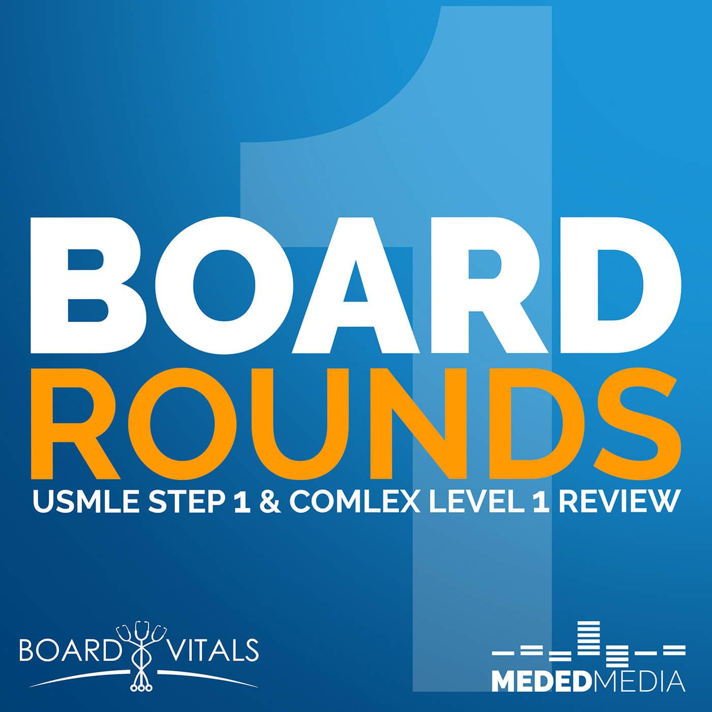 Best Episodes of Board Rounds Prep for USMLE and COMLEX