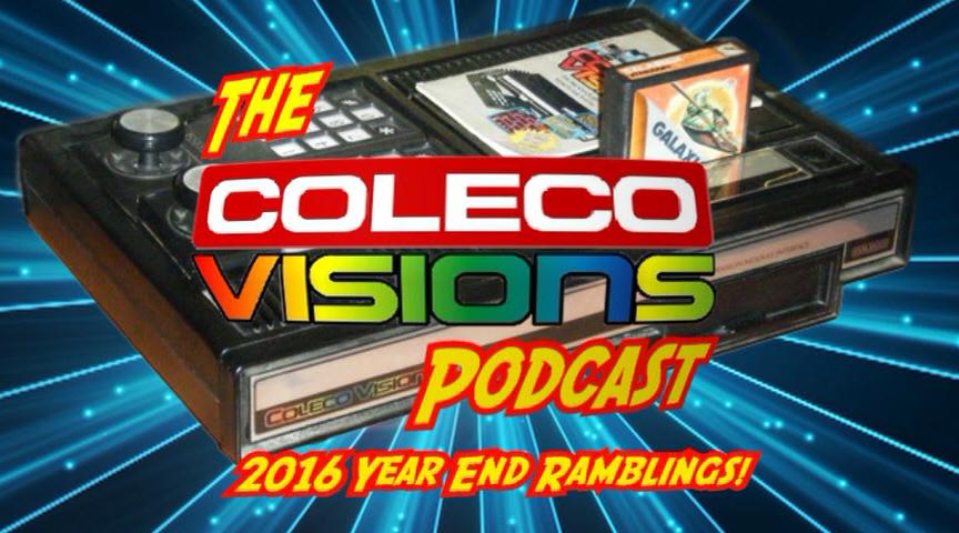 The ColecoVisions Podcast | Podbay