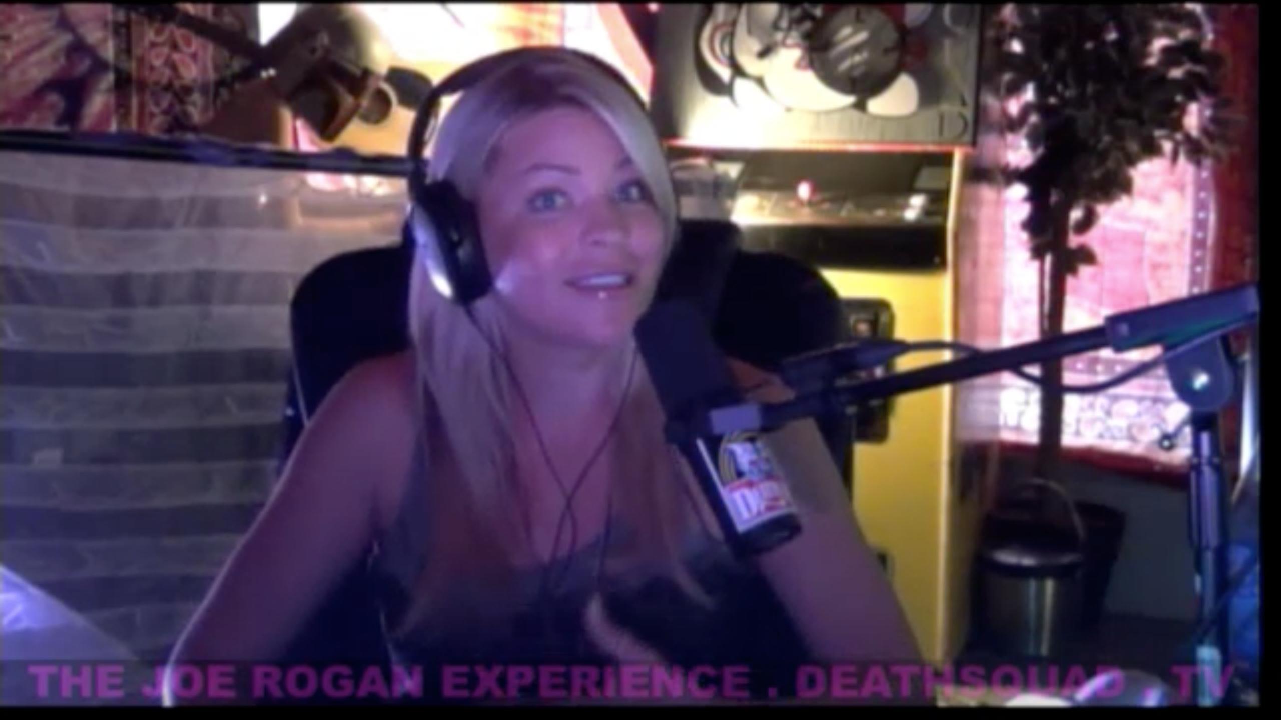 The Joe Rogan Experience #273 - Amber Lyon, Brian Redban